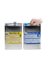 Smooth-On Clear Flex 30 2 Gallon Kit