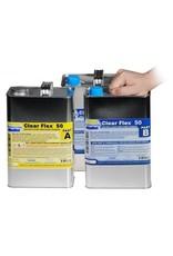 Smooth-On Clear Flex 50 3 Gallon Kit