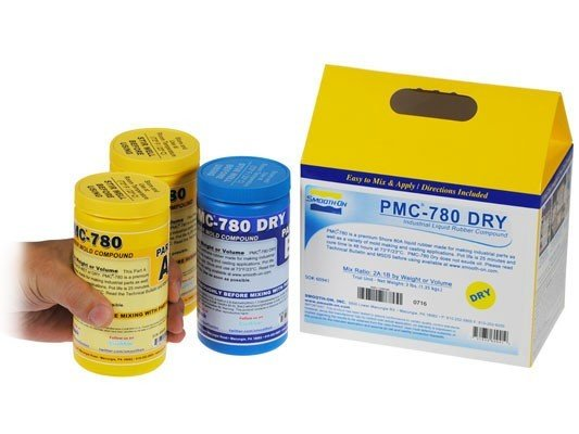 Smooth-On PMC 780 Dry Trial Kit