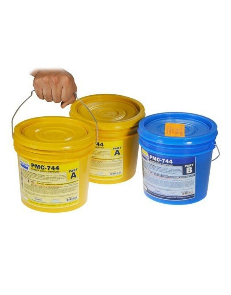 Smooth-On PMC 744 3 Gallon Kit