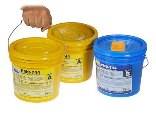 Smooth-On PMC 744 3 Gallon Kit