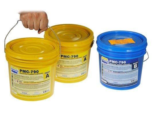 Smooth-On PMC 790 Dry 3 Gallon Kit