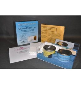 Sepp Leaf Complete Gilding Kit Genuine Gold Leaf