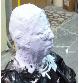 TCS Classes 190822 Face Casting & Mold Making Demo- August 22, 2019