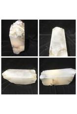44lb Mario's White Translucent Alabaster 17x6x6 #101124