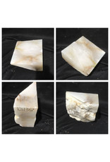 7lb Mario's White Translucent Alabaster 3x6x6 #101138