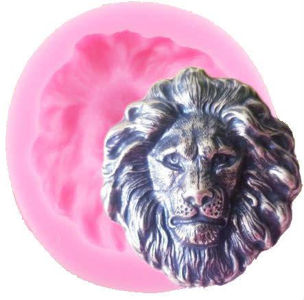 Lion's Head Silicone mold