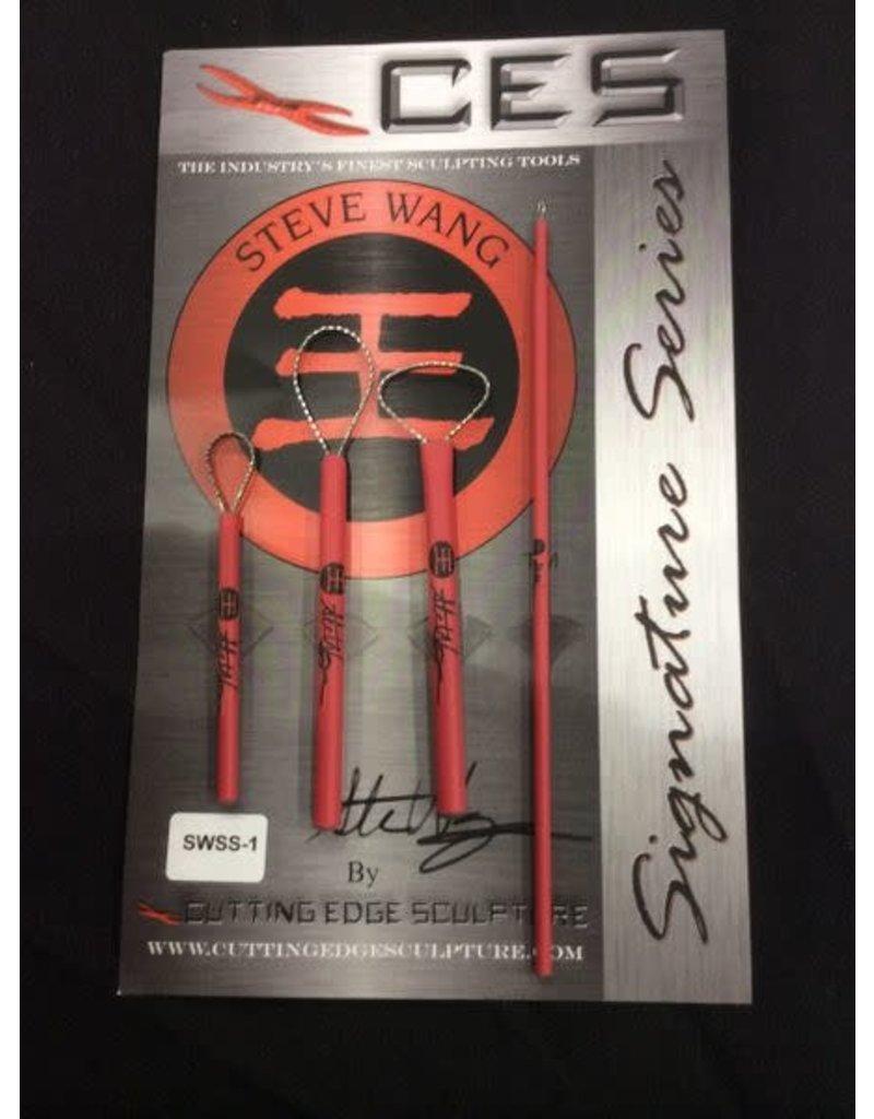 Cutting Edge Steve Wang Set 4pc