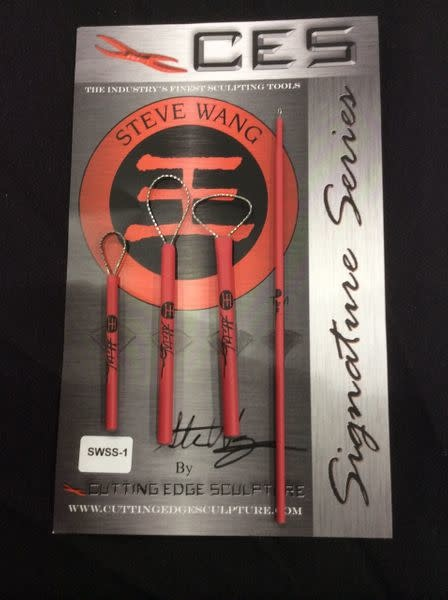 Cutting Edge Steve Wang Set 4pc