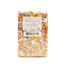 Sepp Leaf Tamise -Variegated Mix Red Leaf Flakes 4.5g