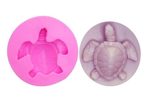 Just Sculpt Turtle Silicone Mold