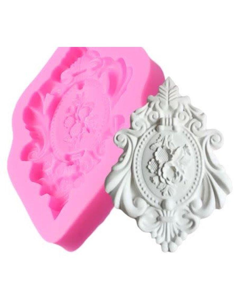 Just Sculpt Emblem Silicone Mold