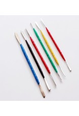 Just Sculpt Stainless Steel Clay Tool Set 6pcs