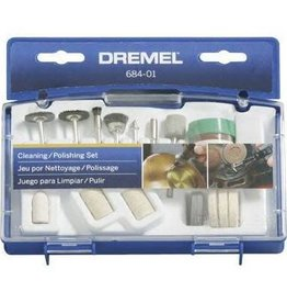 Dremel 684-01 Cleaning/Polishing Accessory Set
