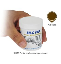 Smooth-On Silc Pig Brown 4oz Pigment