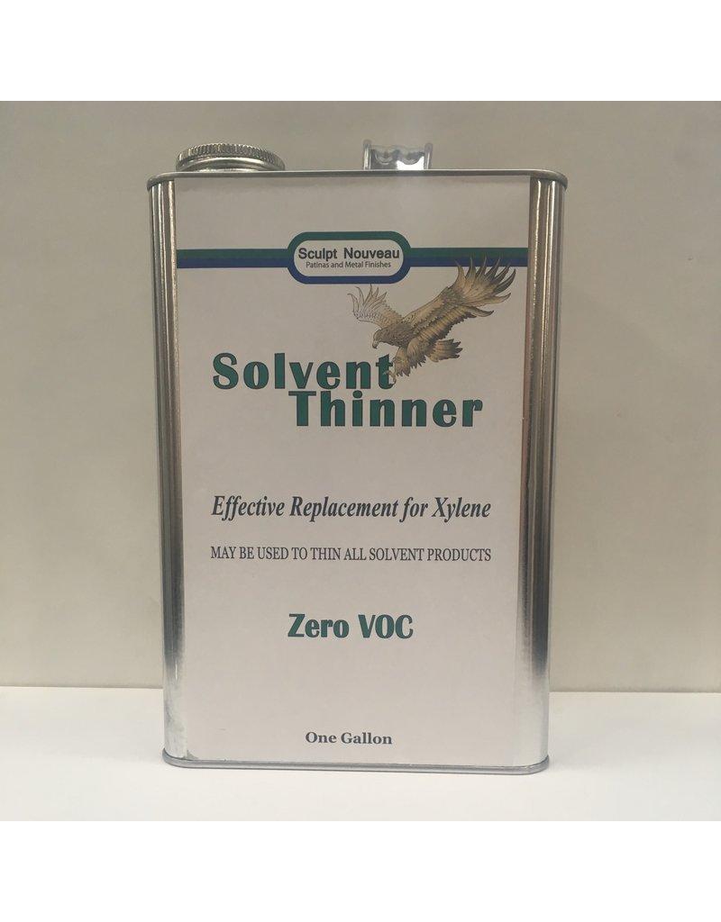 Sculpt Nouveau Solvent Thinner Gallon -Zero VOC-