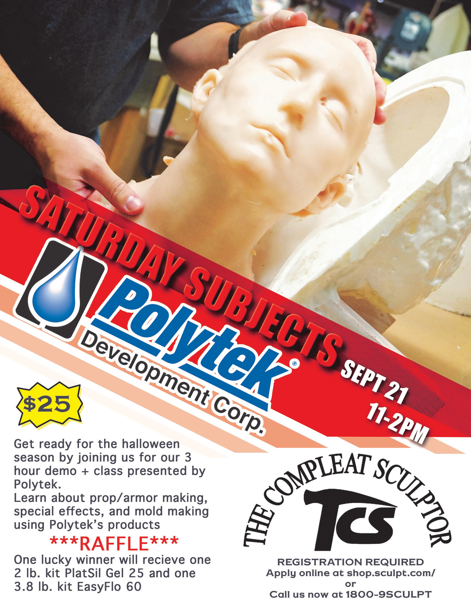 TCS Classes 190921 Saturday Subject Polytek September 21 11-2pm