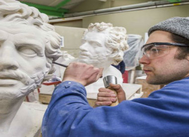 Classes - The Compleat Sculptor