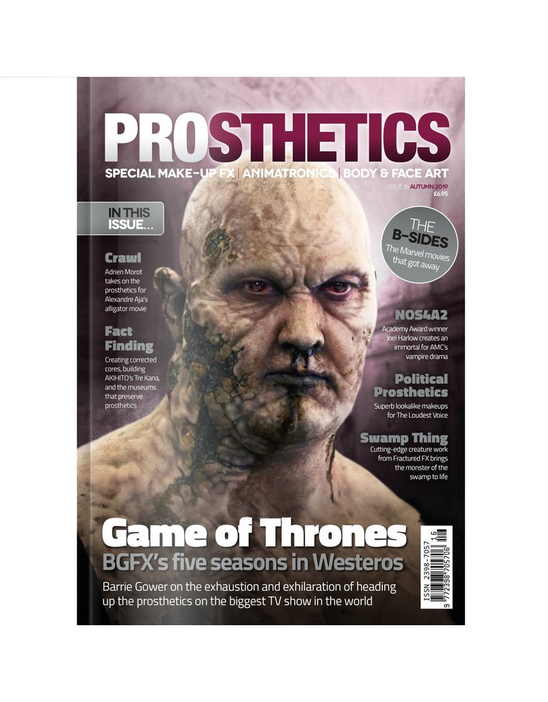 Gorton Studios Prosthetics Magazine #16