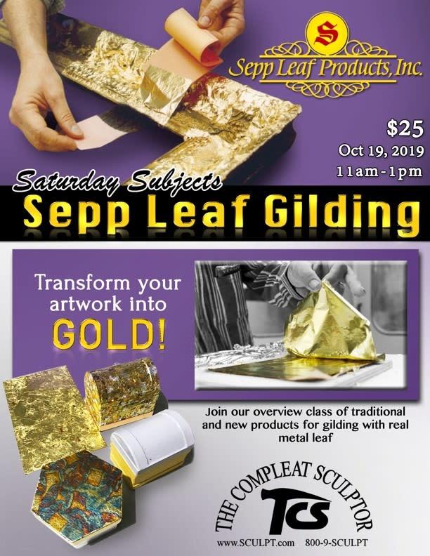 Sepp Leaf 191019 Sepp Leaf Saturday Subject