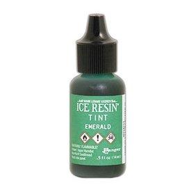Ice Resin Tint Emerald 0.5oz