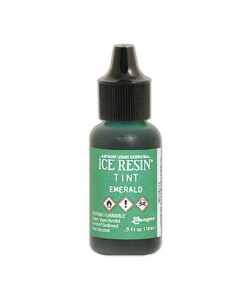 Ice Resin Ice Resin Tint Emerald 0.5oz