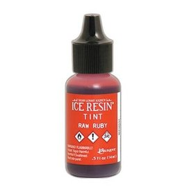 Ice Resin Tint Raw Ruby 0.5oz