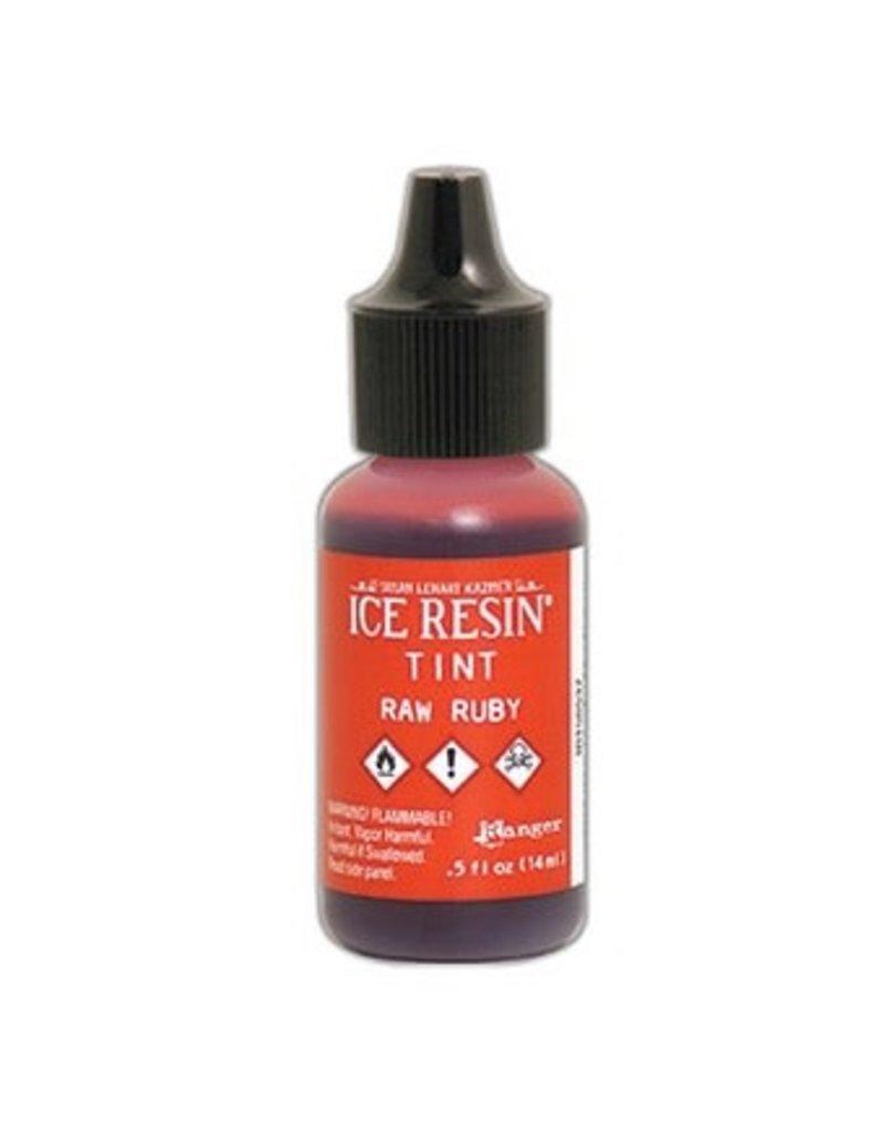 Ice Resin Ice Resin Tint Raw Ruby 0.5oz