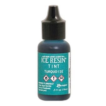 Ice Resin Tint Turquoise 0.5oz