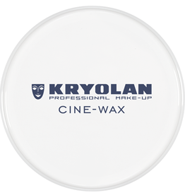 Kryolan Cine-Wax 40g Neutral scar wax