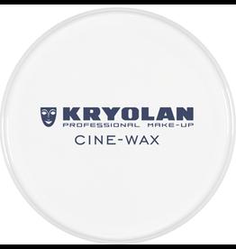 Kryolan Cine-Wax 40g Dark scar wax