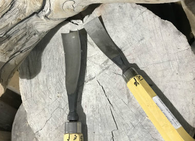 Hand Long Bend Chisels
