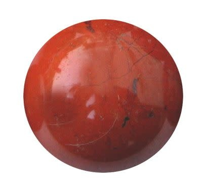 Stone Red Jasper Sphere - 1.5 inch