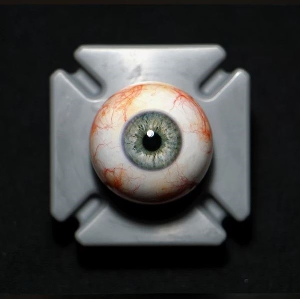 Fourth Seal Studios Camera Ready Sage Eye Set 26mm