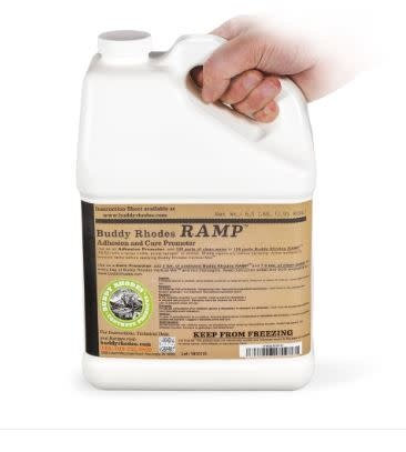 Buddy Rhodes RAMP™ Adhesion And Cure Promoter 1gal