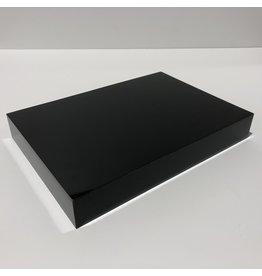 Just Sculpt Formica Base 10x7x1.5 Gloss Black