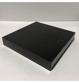 Just Sculpt Formica Base 12x12x2 Matte Black