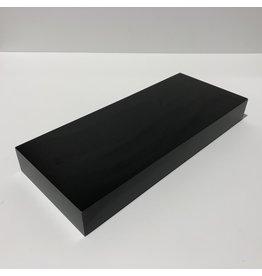 Just Sculpt Formica Base 12x5x1.5 Matte Black