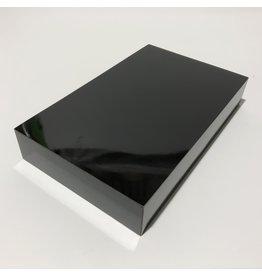 Just Sculpt Formica Base 8x5x1.5 Gloss Black