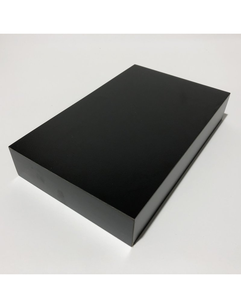 Just Sculpt Formica Base 8x5x1.5 Matte Black