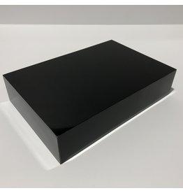 Just Sculpt Formica Base 9x6x2 Gloss Black