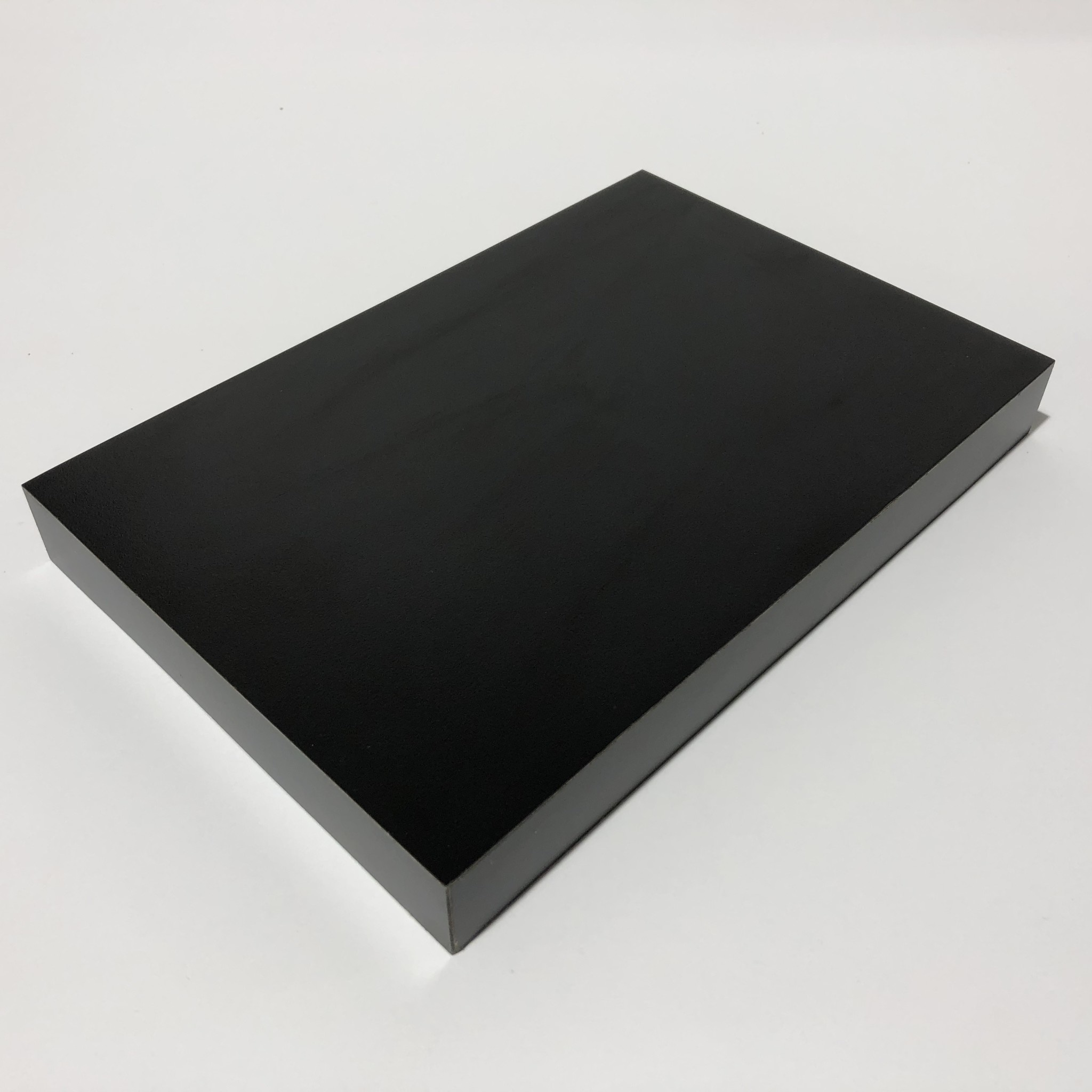 Just Sculpt Formica Base 9x6x1 Matte Black