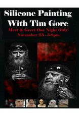 191125 Painting with Tim Gore Meet & Greet
