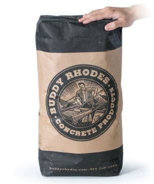 Buddy Rhodes GFRC Blended Mix 50lb bag