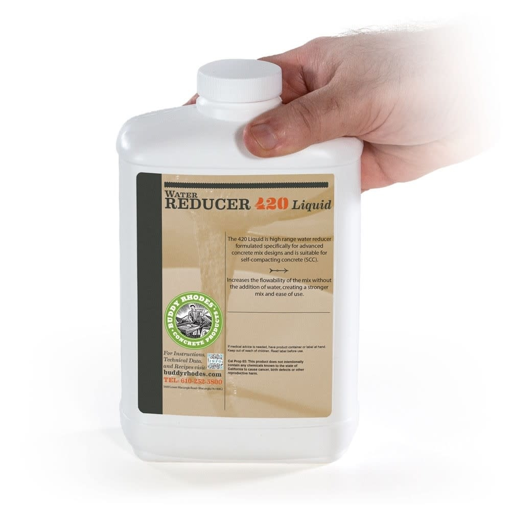 Buddy Rhodes Water Reducer 420 Quart