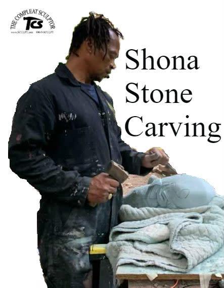 TCS Classes 191100 Shona Stone Carving Class November