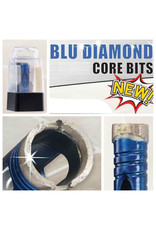 "ITM Blu Diamond Bit 1"" Hex Shank 3/8"""