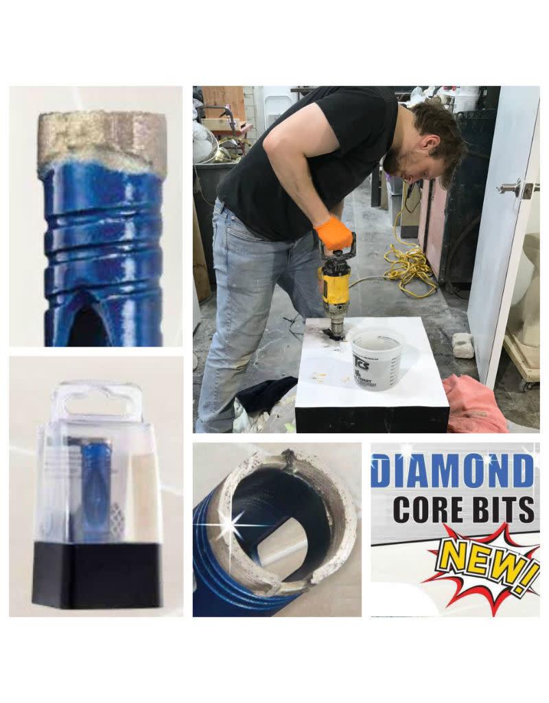 "ITM Blu Diamond Bit 5/16"" Hex Shank 3/8"""