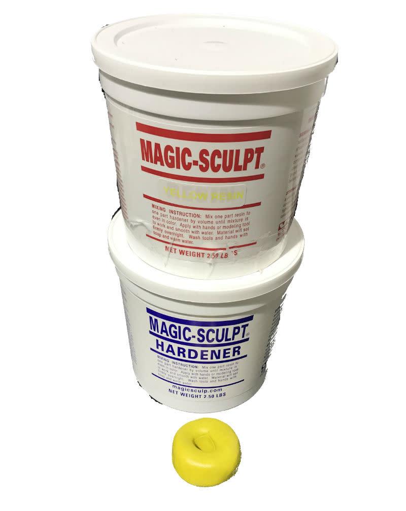 Magic-Sculpt Magic-Sculpt Yellow