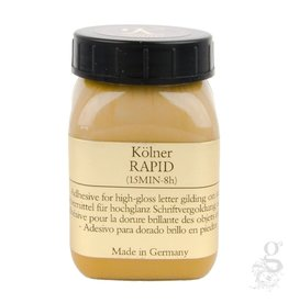 Sepp Leaf Kolner Stone Rapid Size Yellow 100ml